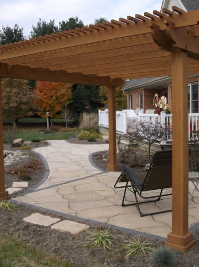 decorative patios